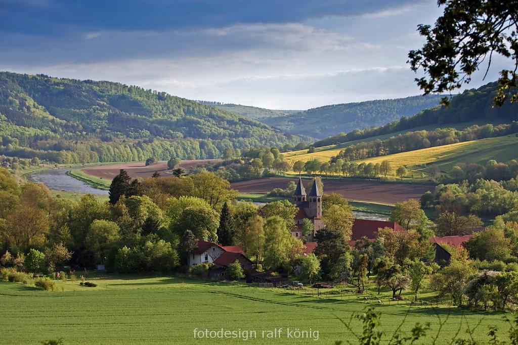 Landschaften - Naturpark Münden